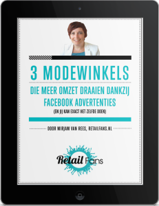 Mini training FB adverteren